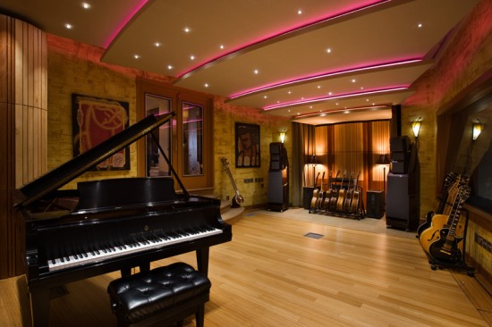 Super Building A Music Room Studio Ottawa Home Renovation Largest Home Design Picture Inspirations Pitcheantrous