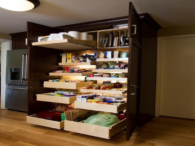 ... Pantry Cabinet Slide Out Shelves With Lomaus Top Modern Kitchen Updates  Ottawa Home Renovation With Where