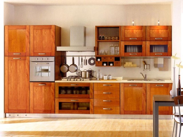 Choosing cabinets for new kitchen - 3 Cabinet Types to know ...