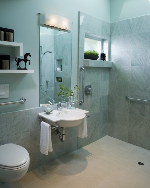 Bathrooms for Accessibility & Seniors - Ottawa Home Renovation