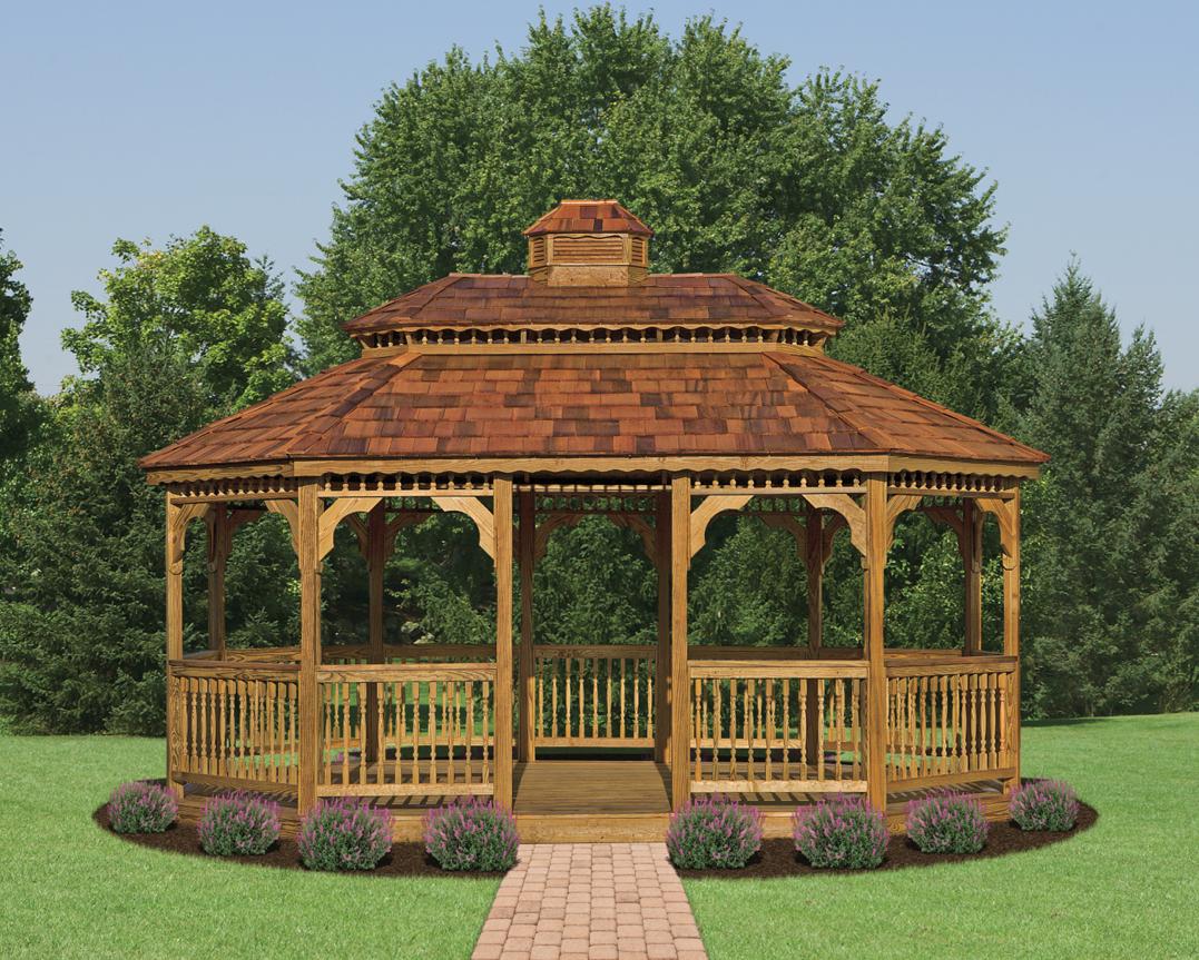 Designing Your Outdoors - Gazebos ! - Ottawa Home Renovation