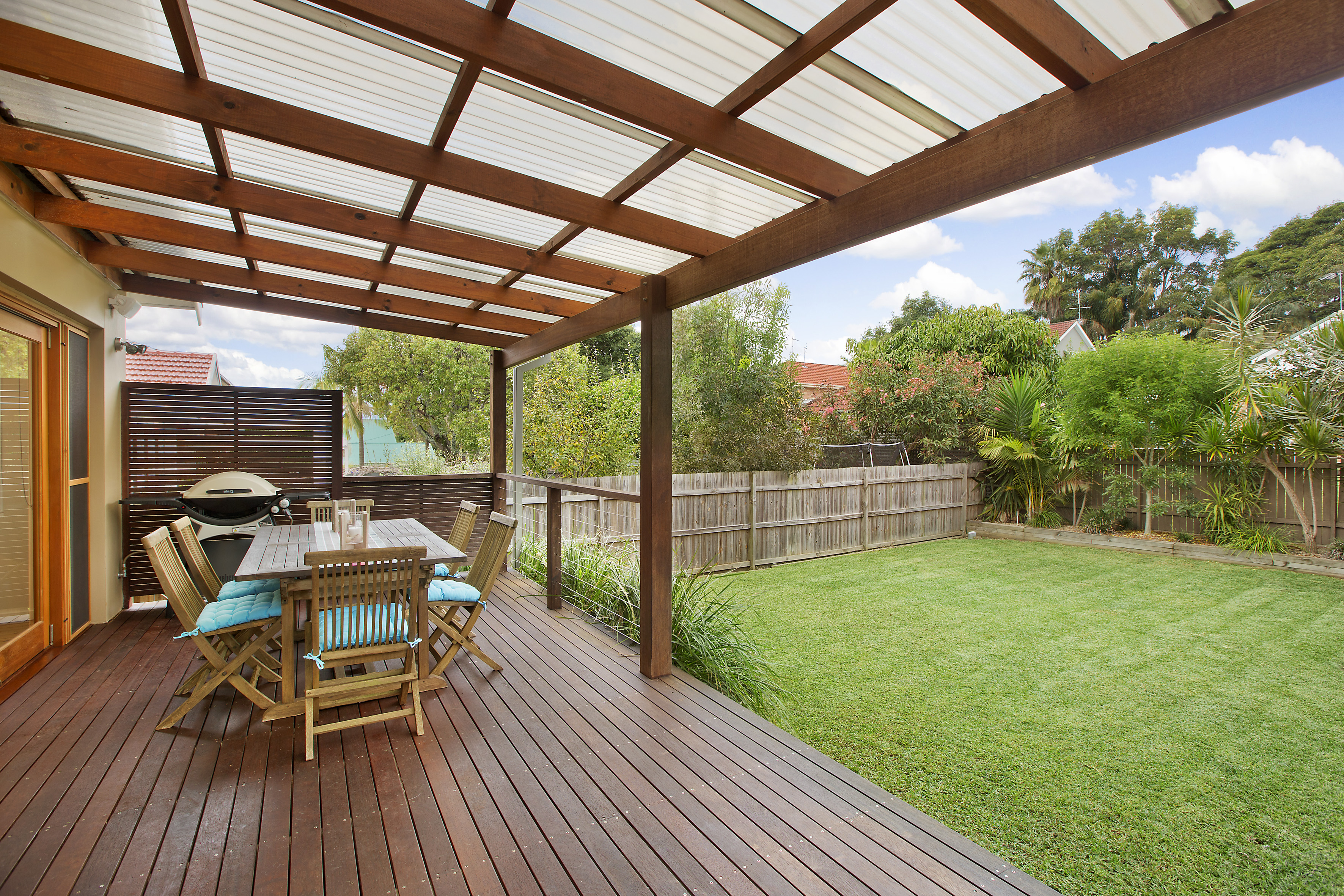 Building a Backyard Deck - Ready in a Week - Ottawa Home ... on Covered Back Deck Ideas id=32587